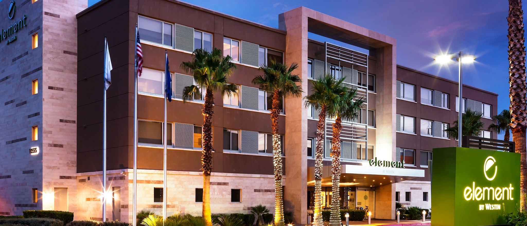 Element Las Vegas Summerlin - Hotel Exterior